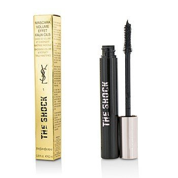 Yves Saint Laurent The Shock Volumizing Mascara - # 01 Asphalt Black