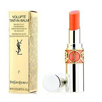 Yves Saint Laurent Volupte Tint In Balm - # 7 Flirt Me Coral
