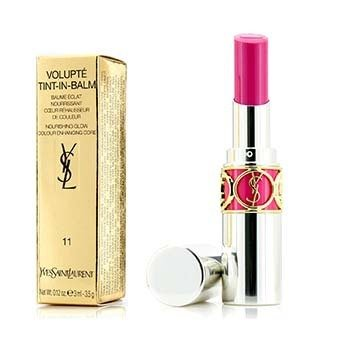 Yves Saint Laurent Volupte Tint In Balm - # 11 Play Me Fuchsia