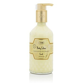 Sabon Body Lotion - Carrot (With Pump)