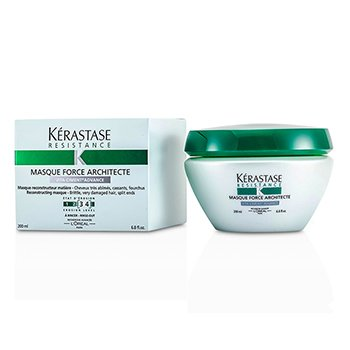 เคเรสตาส Resistance Force Architecte Strengthening Masque (For Brittle, Very Damaged Hair, Split Ends)