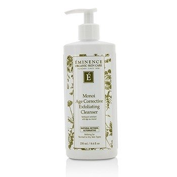 Eminence Monoi Age Corrective Exfoliating Cleanser - For Normal To Dry Skin