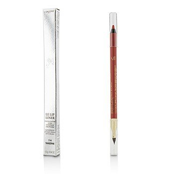 ลังโคม Le Lip Liner Waterproof Lip Pencil With Brush - #114 Tangerine