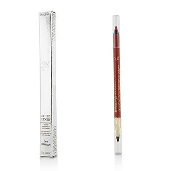 ลังโคม Le Lip Liner Waterproof Lip Pencil With Brush - #369 Vermillon