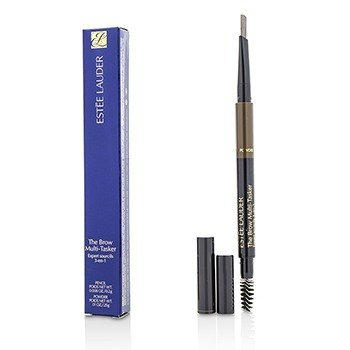 เอสเต้ ลอร์เดอร์ The Brow MultiTasker 3 in 1 (Brow Pencil, Powder and Brush) - # 03 Brunette