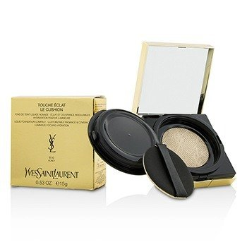 Touche Eclat Le Cushion Liquid Foundation Compact - #B50 Honey