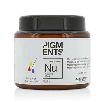 AlfaParf Pigments Nutritive Mask (For Dry Hair)