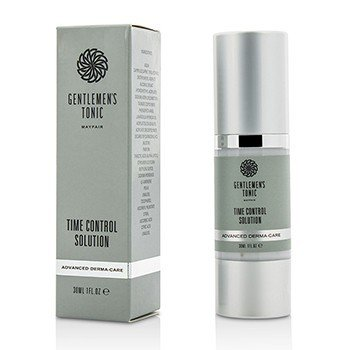 Gentlemens Tonic Advanced Derma-Care Time Control Solution