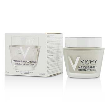 Vichy Pore Purifying Clay Mask w/ Two Mineral Clays