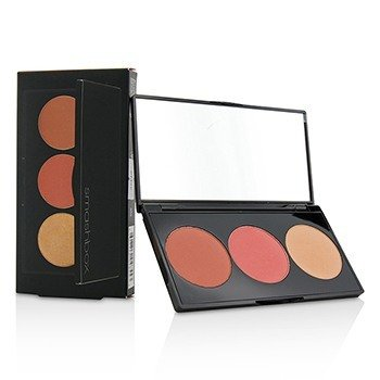 สแมชบ็อกซ์ L.A. Lights Blush & Highlight Palette - #Culver City Coral