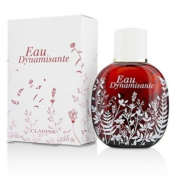 Clarins Eau Dynamisante Treatment Fragrance Refillable Spray (30th Anniversary Limited Edition)