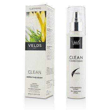 Velds Clean Perfecting Lotion - Toning, Revitalising, Finer Grain