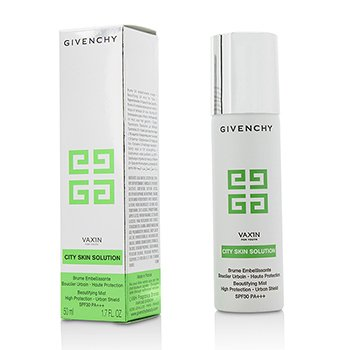 Givenchy VaxIn For Youth City Skin Solution Beautifying Mist SPF30 PA+++
