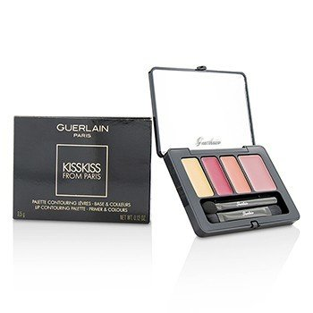 Guerlain KissKiss From Paris Lip Contouring Palette - # 002 Romantic Kiss
