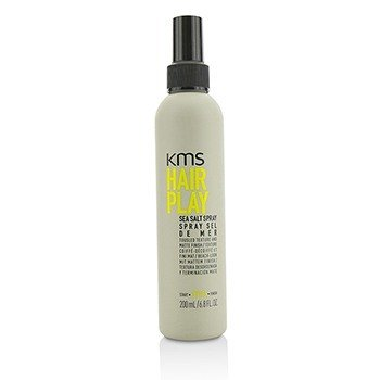 Hair Play Sea Salt Spray (Tousled Texture and Matte Finish)