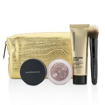 BareMinerals Take Me With You Complexion Rescue Try Me Set - # 03 Buttercream
