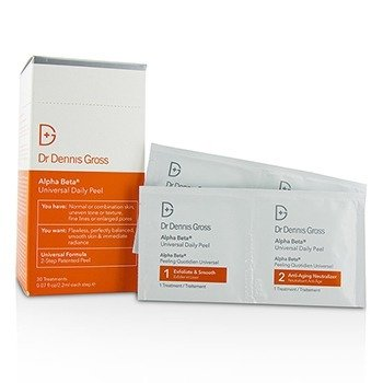 Dr Dennis Gross Alpha Beta Universal Daily Peel