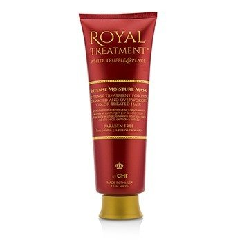 CHI Royal Treatment Intense Moisture Mask (For Dry, Damaged and Overworked Color-Treated Hair)