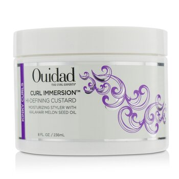 Ouidad Curl Immersion Hi-Defining Custard (Kinky Curls)