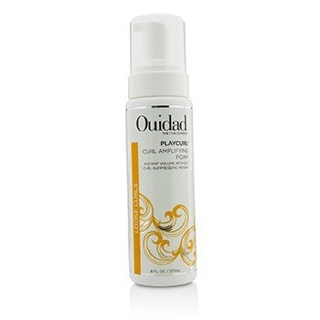 Ouidad PlayCurl Curl Amplifying Foam (Loose Curls)