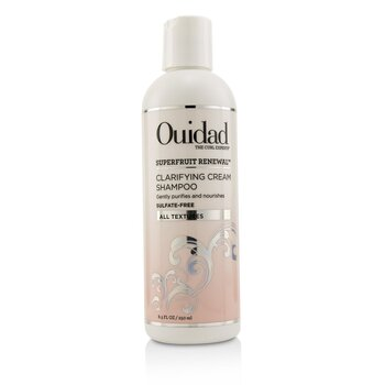 Ouidad Superfruit Renewal Clarifying Cream Shampoo (All Textures)