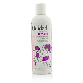 Ouidad Krly Kids No Time For Tears Shampoo (Curls For A Cure)