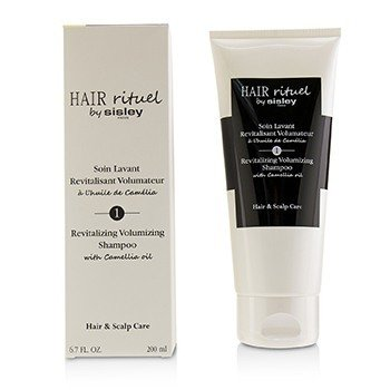 ซิสเล่ย์ Hair Rituel by Sisley Revitalizing Volumizing Shampoo with Camellia Oil