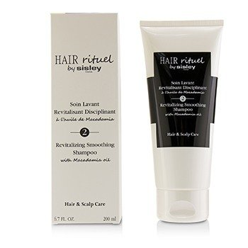 ซิสเล่ย์ Hair Rituel by Sisley Revitalizing Smoothing Shampoo with Macadamia Oil