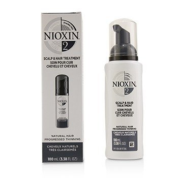 Nioxin Diameter System 2 Scalp & Hair Treatment (Natural Hair, Progressed Thinning)