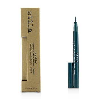 Stila Stay All Day Waterproof Liquid Eye Liner - # Teal