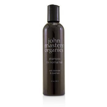 John Masters Organics Shampoo For Normal Hair with Lavender & Rosemary