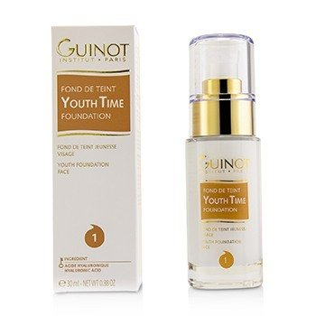 Guinot Youth Time Face Foundation - # 1