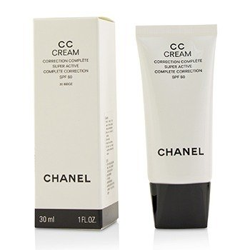 CC Cream Super Active Complete Correction SPF 50 # 20 Beige