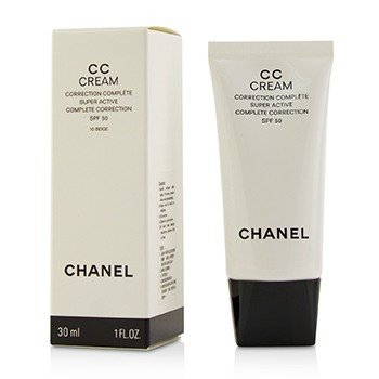 CC Cream Super Active Complete Correction SPF 50 # 10 Beige