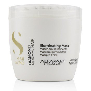 AlfaParf Semi Di Lino Diamond Illuminating Mask (Normal Hair)
