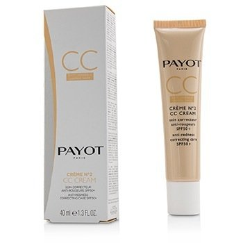 Creme Nฐ2 CC Cream - Anti-Redness Correcting Care SPF50+