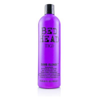 Tigi Bed Head Dumb Blonde Reconstructor - For Chemically Treated Hair (Cap)