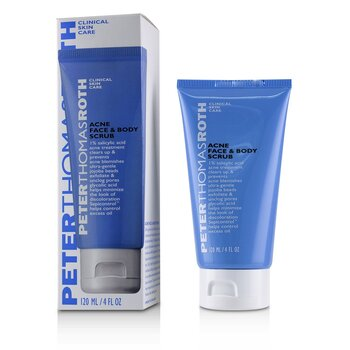 Peter Thomas Roth Acne Face & Body Scrub