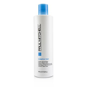 Paul Mitchell Shampoo Two (Clarifying - Removes Buildup)