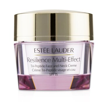 เอสเต้ ลอร์เดอร์ Resilience Multi-Effect Tri-Peptide Face and Neck Creme SPF 15 - For Normal/ Combination Skin