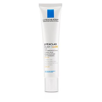 Effaclar Duo (+) Corrective Unclogging Care Anti-Imperfections Anti-Marks SPF 30