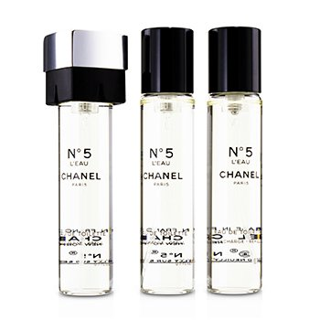 ชาแนล No.5 LEau Eau de Toilette Purse Spray Refills