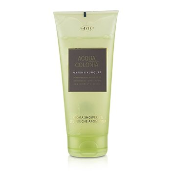 4711 Acqua Colonia Myrrh & Kumquat Aroma Shower Gel