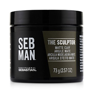 Seb Man The Sculptor (Matte Clay)