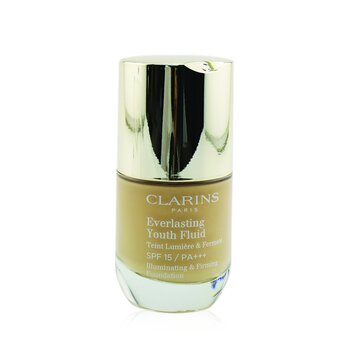 Clarins Everlasting Youth Fluid Illuminating & Firming Foundation SPF 15 - # 107 Beige