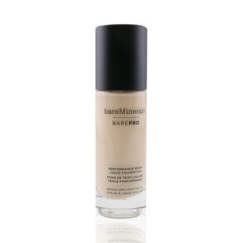 Bare Escentuals BarePro Performance Wear Liquid Foundation SPF20 - # 7.5 Shell
