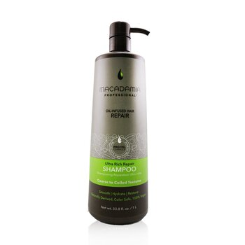 Professional Ultra Rich Repair Shampoo (Coarse to Coiled Textures)