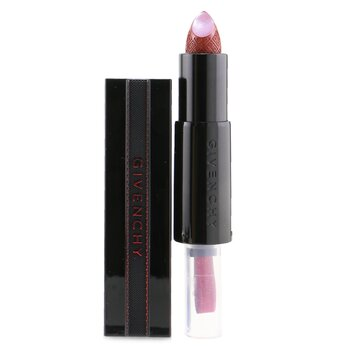 Givenchy Rouge Interdit Satin Lipstick (Limited Edition) - # 28 Thrilling Brown