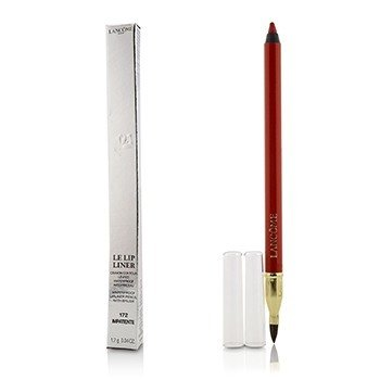 ลังโคม Le Lip Liner Waterproof Lip Pencil With Brush - #172 Impatiente