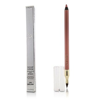 ลังโคม Le Lip Liner Waterproof Lip Pencil With Brush - #202 Nuit & Jour